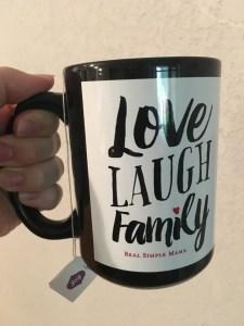 Shutterfly custom mug and Yogi tea! - Real Simple Mama