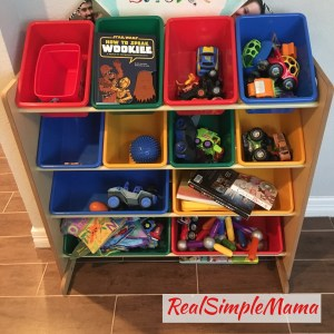 What's in Our Playroom? Fall 2017 Tour Edition! - Real Simple Mama