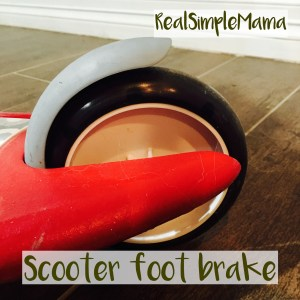 Review: Radio Flyer All Terrain Stroll N Trike, and My First Scooter Sport - Real Simple Mama