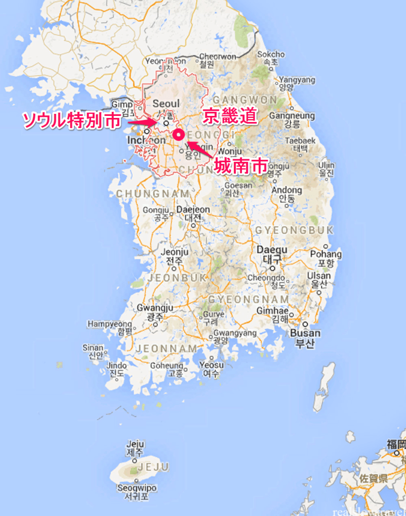 korea-map-songnam
