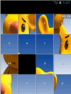 Cartoon Puzzle