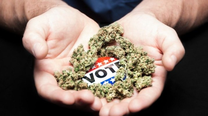 Nevada Says YES to Recreational Marijuana