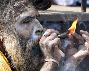smoking cannabis tradition