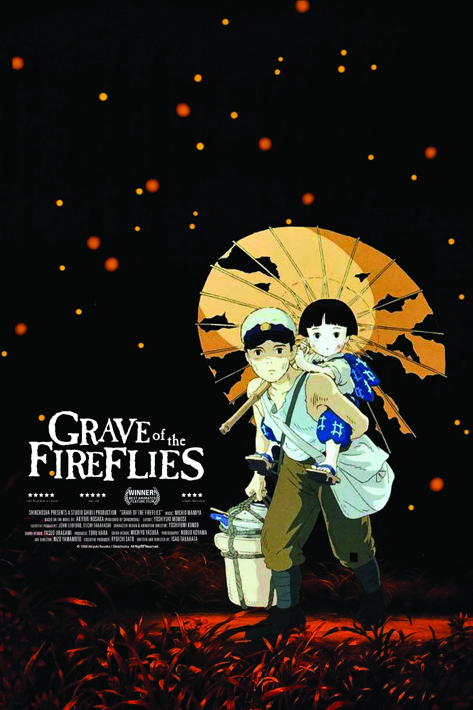 Grave Of The Fireflies Download : grave, fireflies, download, Grave, Fireflies, (1988), Blu-ray, [English, Download, RealSUBKiss