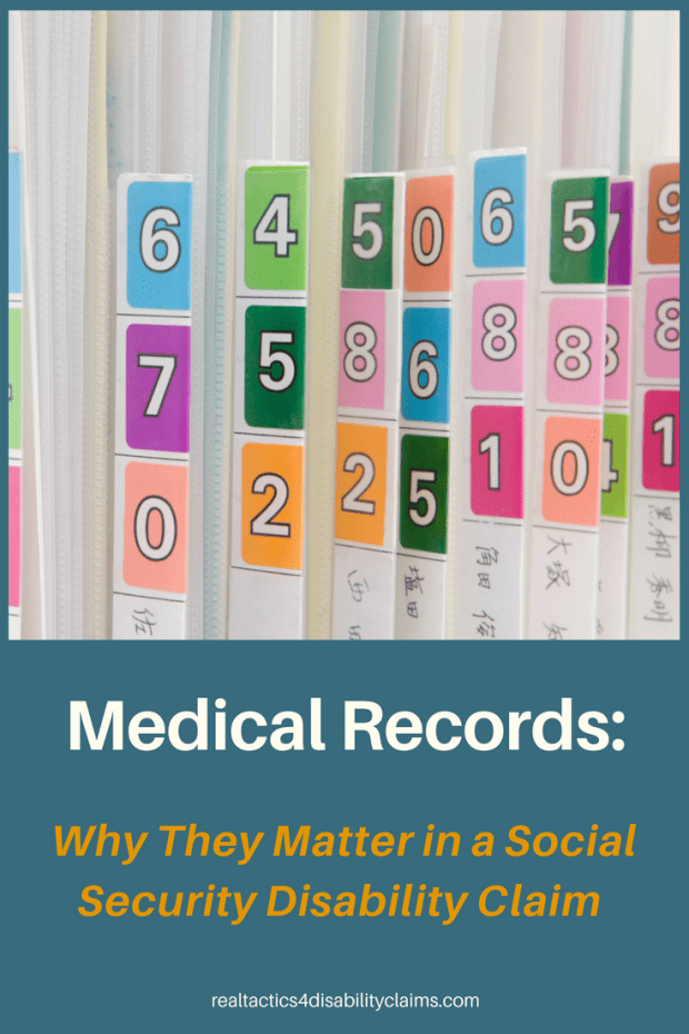 Medical Records and why they matter in a Social Security Disability Claim (1)