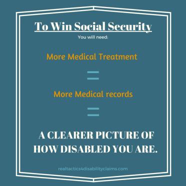 Medical treatment equals more medical records
