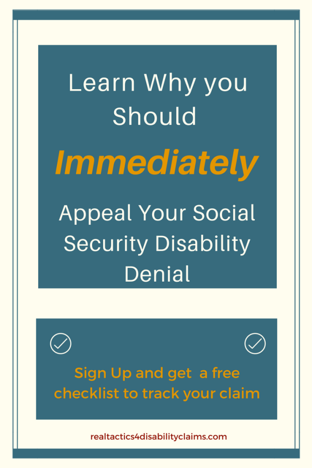 Learn the big picture of the phases of a Social Security disability claim and what to do next if you get a Social Security disability claim denial