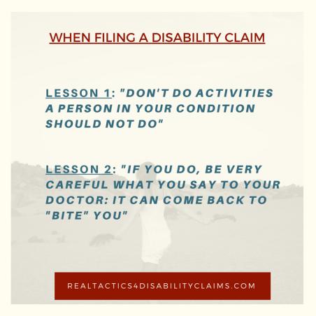 disability claim doctor get the joke- (1) hurt claim