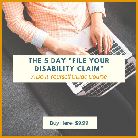 5 Day File Your Disability Claim Course