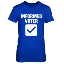 Informed Voter - Ladies