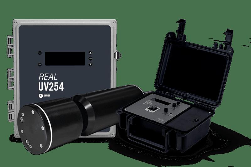UVT, UV transmittance, UV transmission, UVT meter, UVT analyzer, UVT sensor, T10