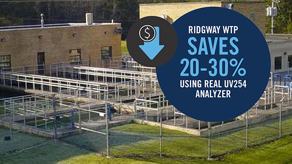 CASE STUDY: HOW A SIMPLE ORGANICS MONITOR HELPED REDUCE CHEMICAL COSTS