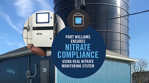 CASE STUDY: NITRATE ISSUES? NO PROBLEM WITH RELIABLE MONITORING AND SOLID STRATEGY