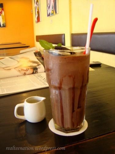 Ice Choco Latte
