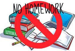 No Homework? – Ray's Blog
