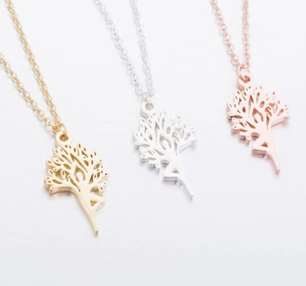 Women's Tree of Life Necklace 2