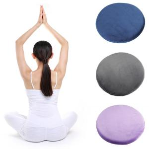 Memory Cotton Round Yoga Pillow 9