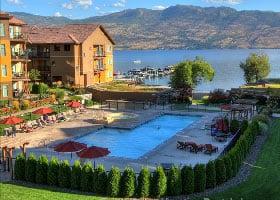 Barona Beach Lakeshore Resort