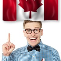 targeted canadian visitors leads