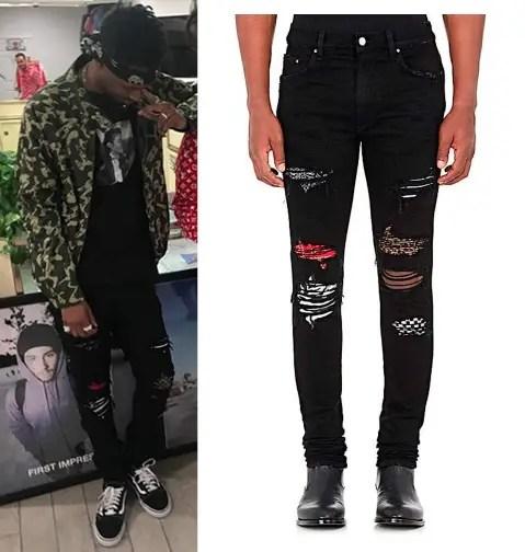 Rap dress styles