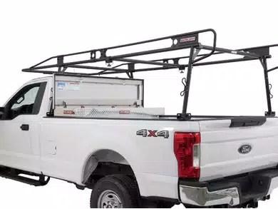 weather guard steel truck rack hd trucks