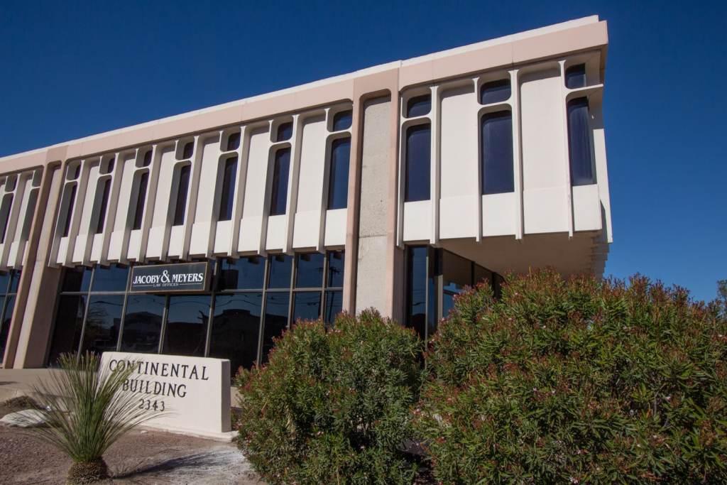 The Continental Building designed by Nicholas Sakellar