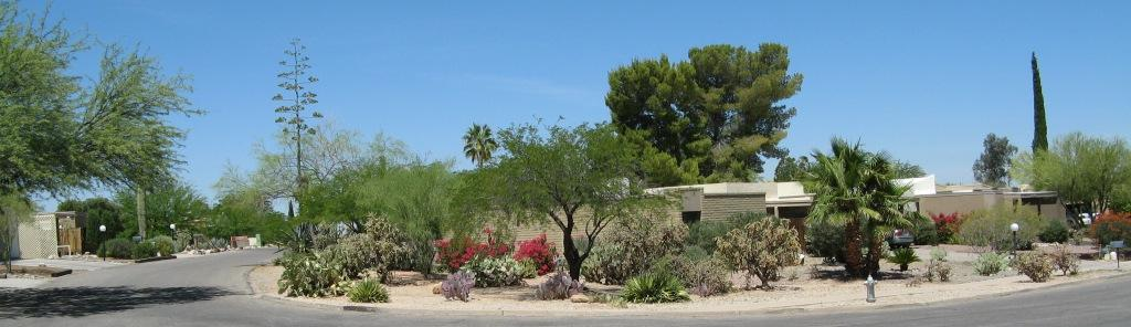 East Tucson's Village Green neighborhood