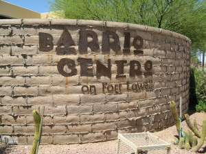 Barrio Centro on Fort Lowell in Tucson