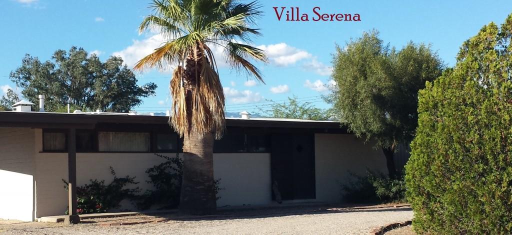 Villa Serena neighborhood in midtown Tucson