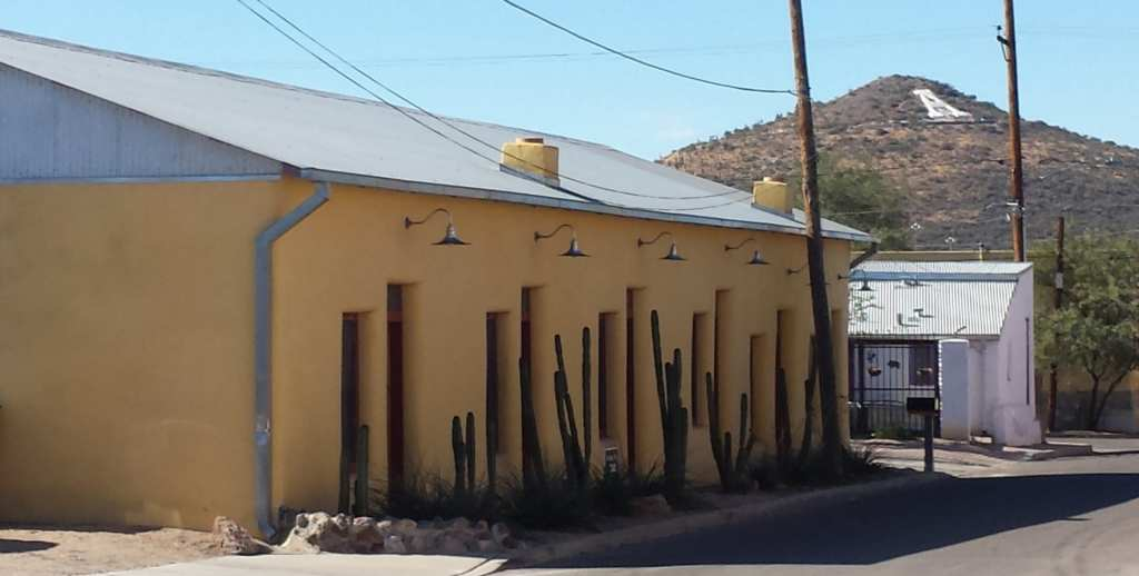 Houses for sale near downtown Tucson