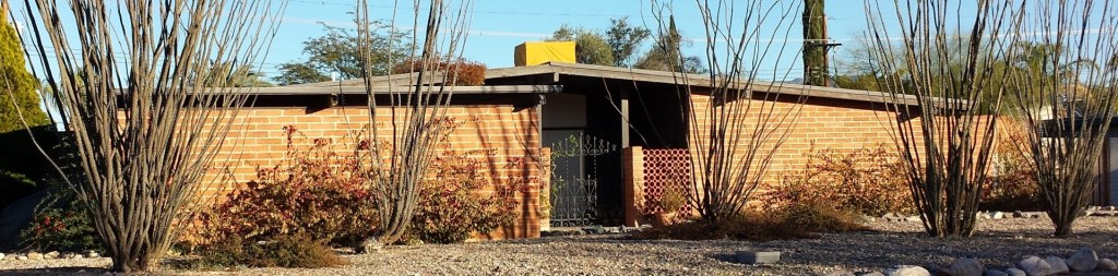Tucson Mid Century Homes for sale