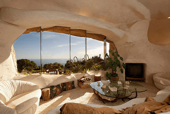 Dick Clark's Flintstones House