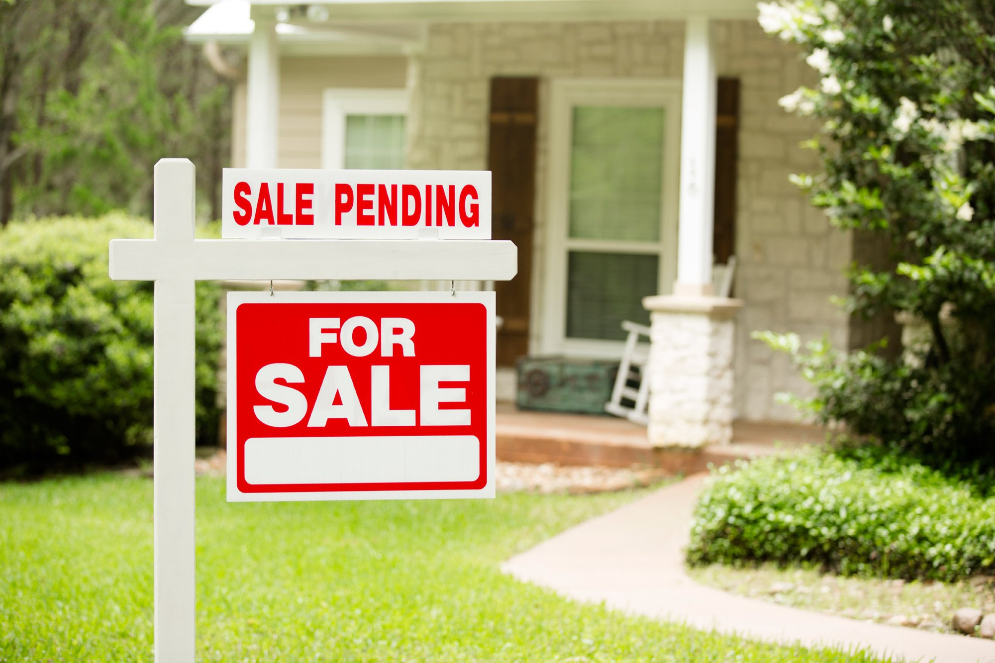 The Data Comes From The Nar's Latest Pending Home Sales Index, Which Is A  Forward Looking Indicator Of Housing Activity Based On Contract Signings.