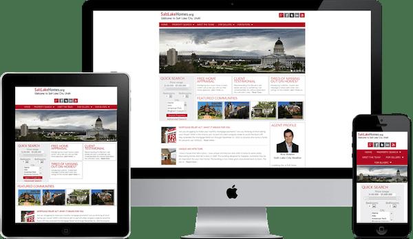 Palm Beach IDX WordPress Mobile Responsive Real Estate Theme Package ...