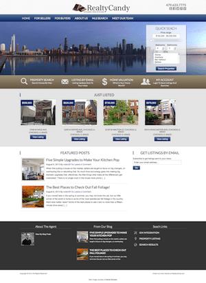 Miami Beach IDX Real Estate WordPress Real Estate Themes