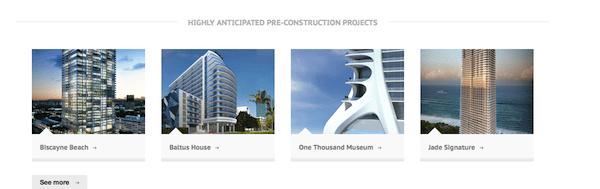 Real Estate Website of the Week 5 LGMiamiRealtors featured listings