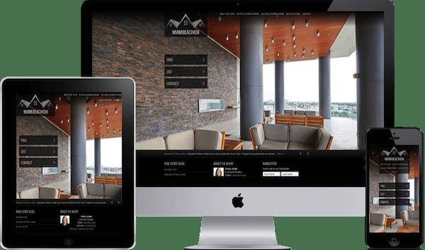Miami Beach IDX Theme Installed with IDX Broker and AgentPress ...