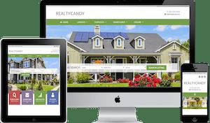 WordPress Real estate Coral Gables theme