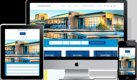 New Equity WordPress Real estate theme Windermere