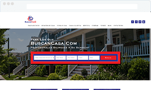 buscan casa realty winning agent wordpress idx theme