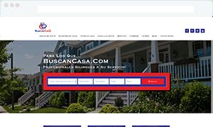 buscan casa realty winning agent wordpress idx theme