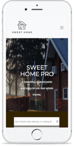 sweet home pro full real estate website wordpress and idx broker setup