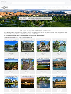 ollins real estate group communities template