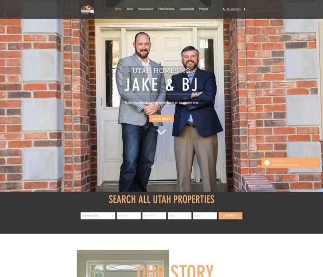 Search Tool Utah Homes HQ BJ Stark