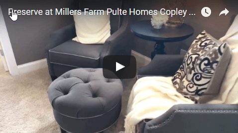 Preserve at Millers Farm by Pulte Homes – Copley, Ohio