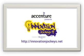 Accenture Launches Fourth Annual 'Innovation Jockeys' Contest, Powered by Yahoo India