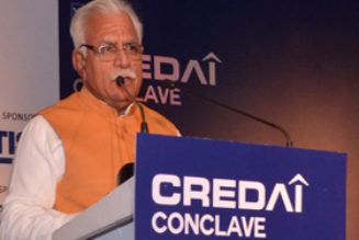 Let's call it Happy Ending for all – CREDAI Conclave 2015