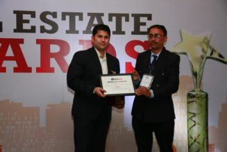 "Paranjape Schemes' ""Skyone"" bags 'Ultra Luxury Project of the Year 2016'award"