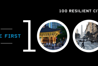 100 Resilient Cities partners with cities to implement real projects, policies and programs