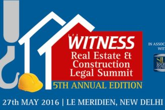 5th Annual Edition of The Real Estate & Construction Legal Summit 2016